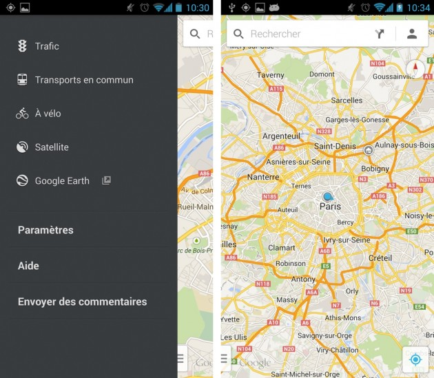 Android Google Maps 7.0 image 0