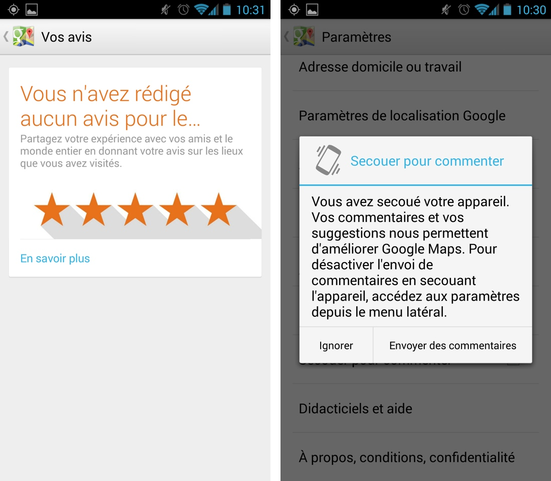 forcer géolocalisation android