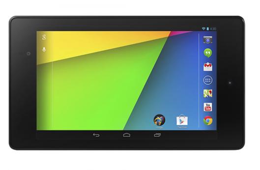 La Nouvelle Nexus 7, annoncée il y a quelques jours