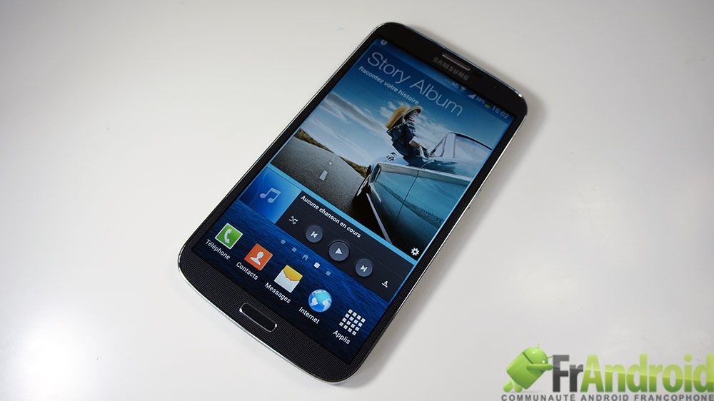 Samsung Galasy Mega