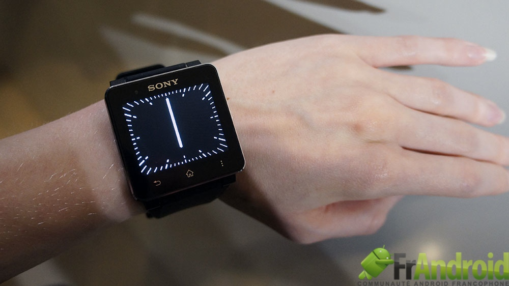montre android sony smartwatch 2. Black Bedroom Furniture Sets. Home Design Ideas