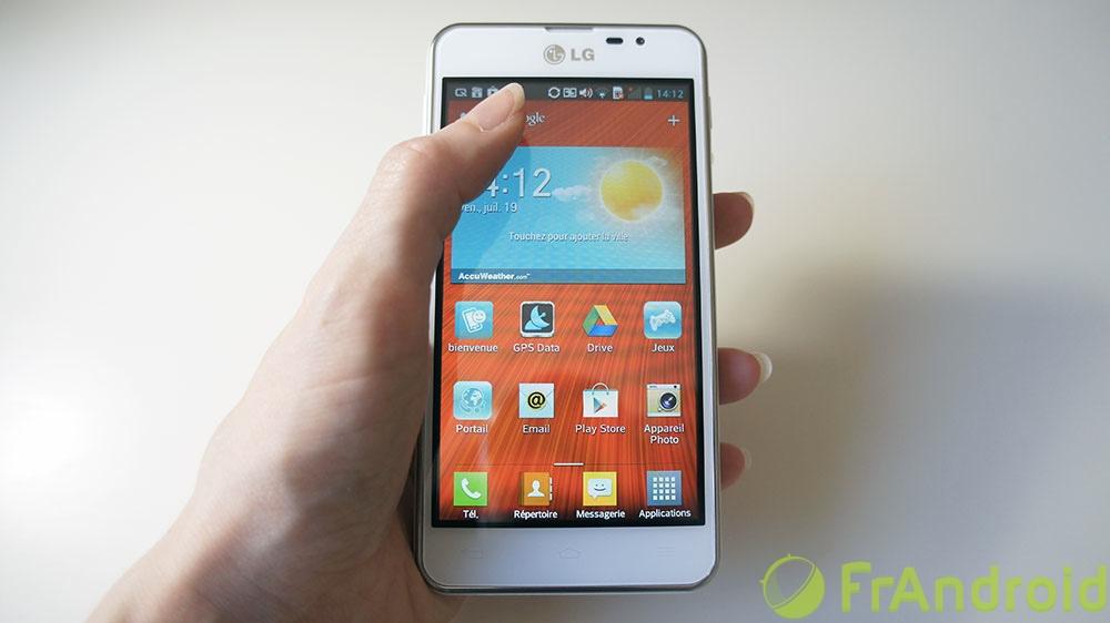 LG Optimus F5