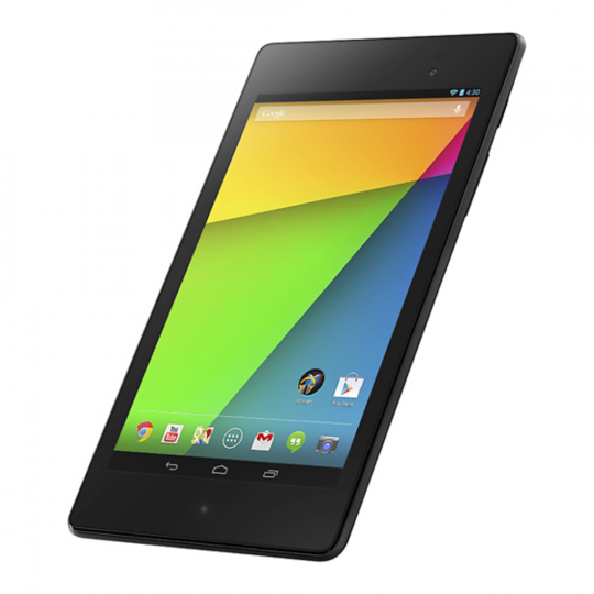 La Nouvelle Nexus 7, fabriquée par Asus