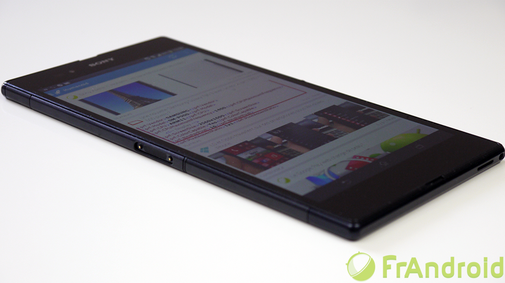 Test Sony Xperia Z Ultra : notre avis complet ...