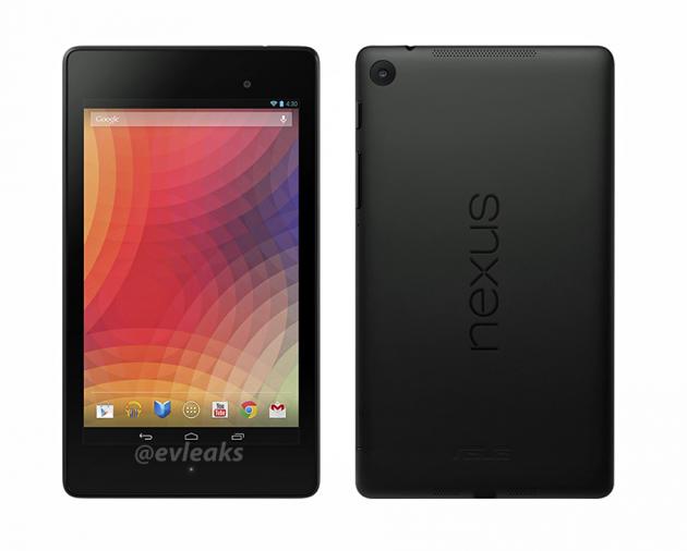 android 4.3 jelly bean google nexus 7 2 2013 deuxième génération
