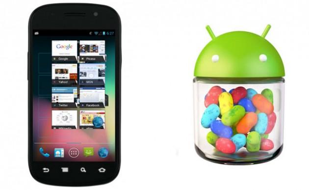 android 4.3 jelly bean google samung nexus s