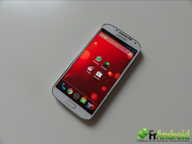 android 4.3 samsung galaxy s4 gt-i9505 google edition gt-i9505g image 0