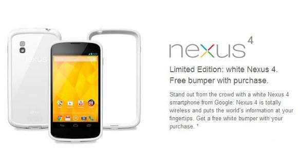 android google lg nexus 4