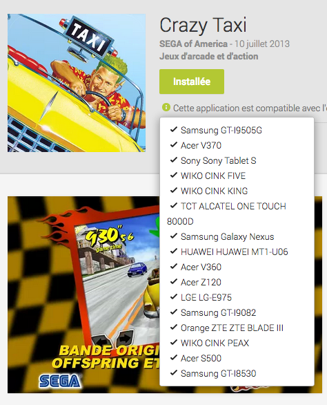 android google play web juillet july 2013 13