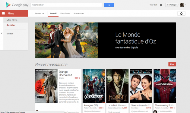 android google play web juillet july 2013 4
