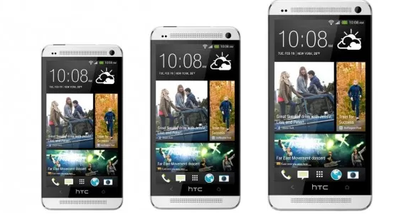android htc one max, htc one mini htc one