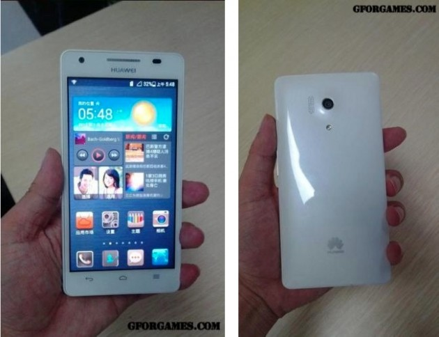 android huawei honor 3