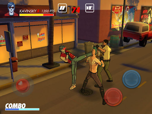 android kavinsky game image 1