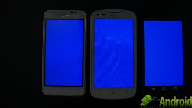 android lg optimus qualité écran image 4