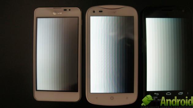 android lg optimus qualité écran image 5