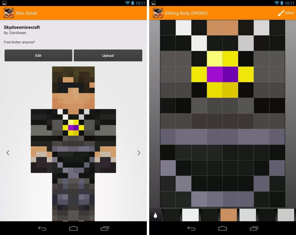 android minecraft skin studio images 2