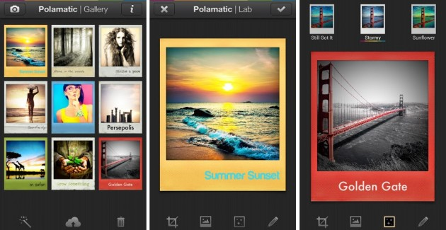 android polamic by polaroid