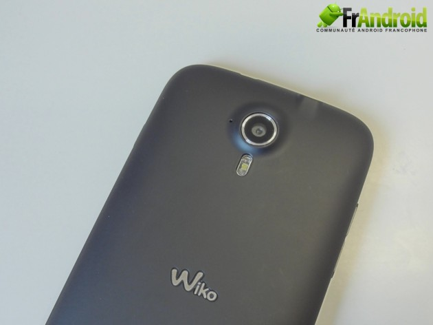 android wiko cink five  prise en main 4