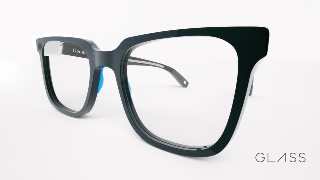 les google glass d233sormais compatibles avec les lunettes