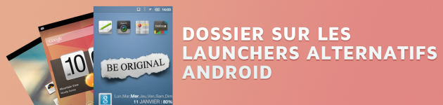 launchers alternatifs android