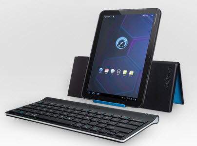 Le Logitech Tablet Keyboard