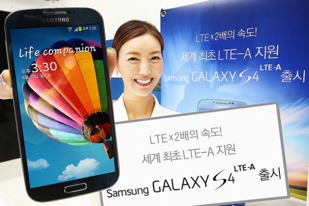 Galaxy S4 LTE-Advanced