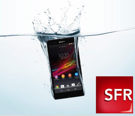 Sony Xperia Z SFR