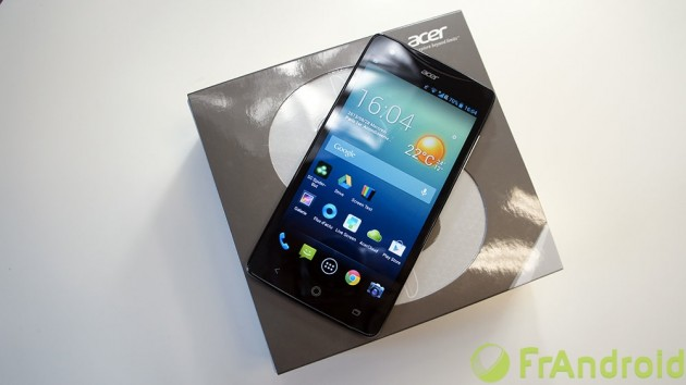 android acer liquid s1 image 0