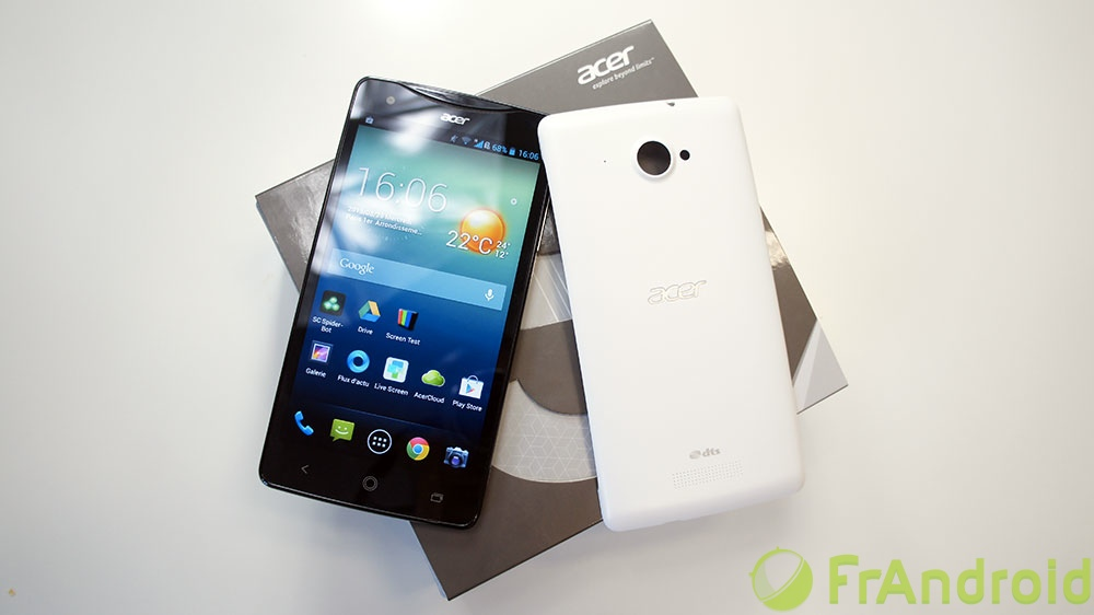 Telephone Acer Android Android Acer Liquid s1 Image 3