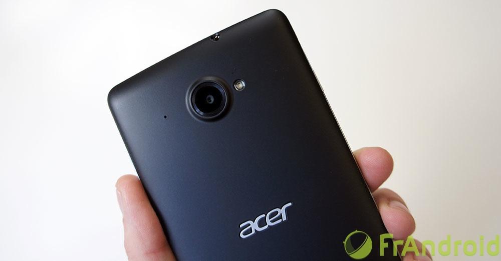 android acer liquid s1 prise en main 11