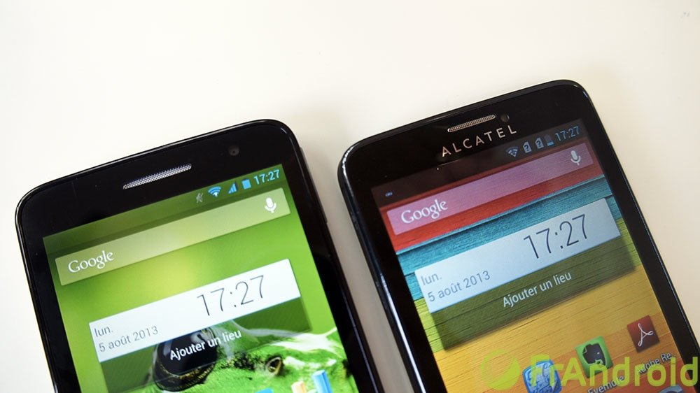 android alcatel one touch scribe hd vs scribe easy image 0