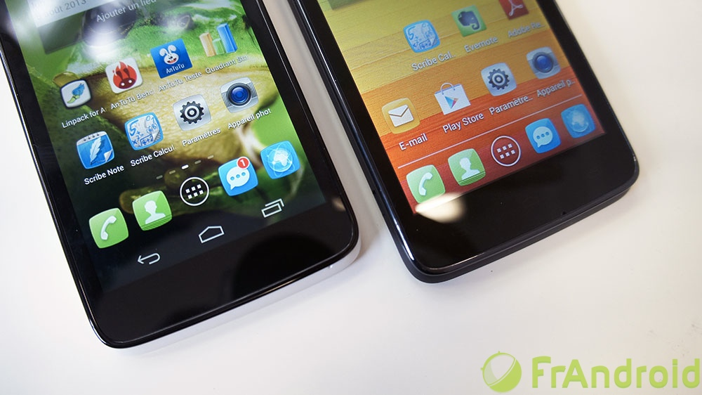 android alcatel one touch scribe hd vs scribe easy image 1