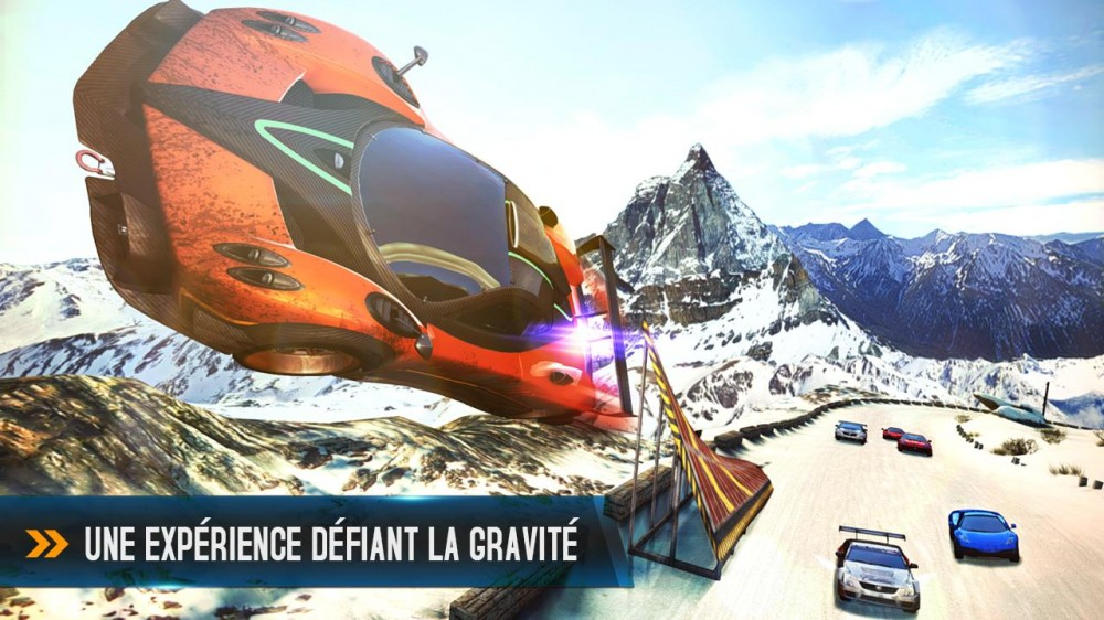 Telecharger Asphalt 8: Airborne v1.0 APK + DATA