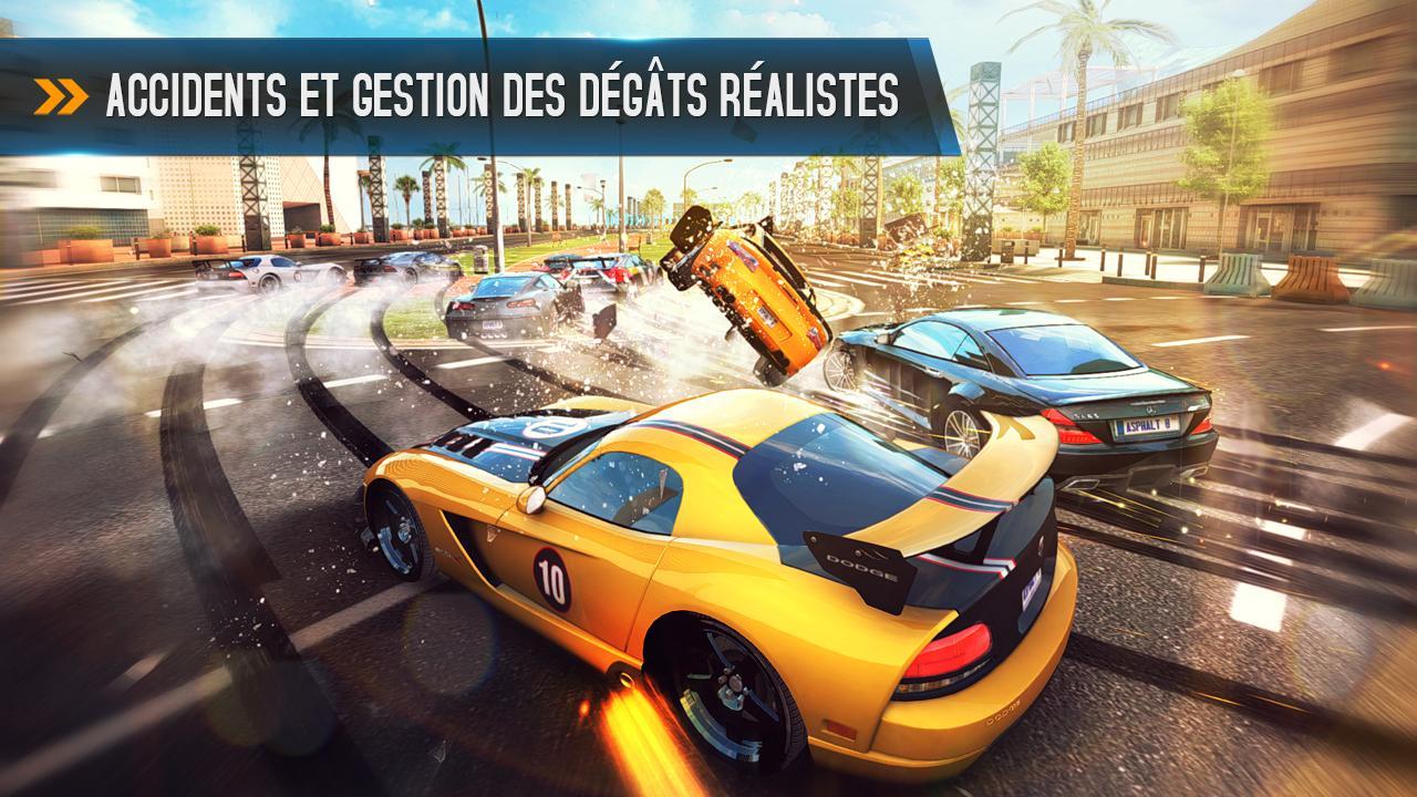 Asphalt 8 Airborne Le Jeu De Course De Gameloft Est Arriv 233 Sur Le Play Store