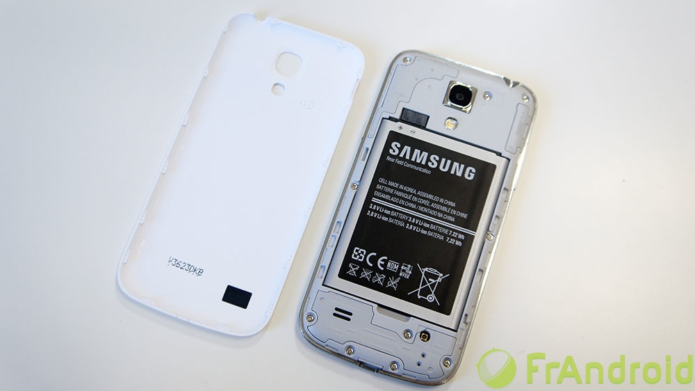 android galaxy s4 mini prise en main 10