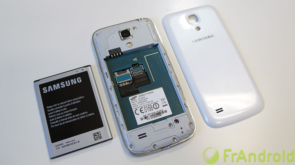 android galaxy s4 mini prise en main 11