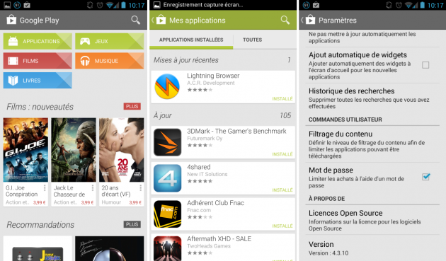 android google play store 4.3.10 images 0