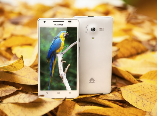 android huawei honor 3 press shot