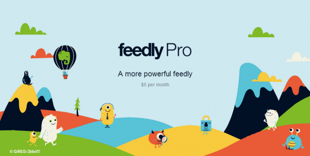 android ios windows osx mac feedly pro