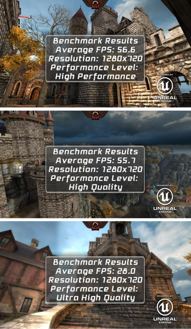 android test acer liquid s1 benchmark epic citadel all settings 0