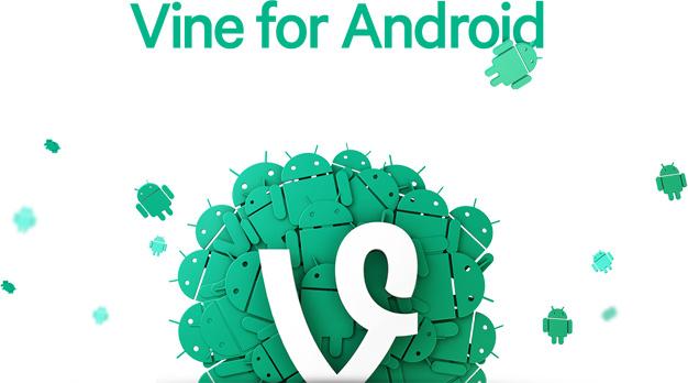 android vine 1.3.4 mise à jour août 2013