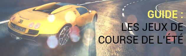 Dossier jeux de course