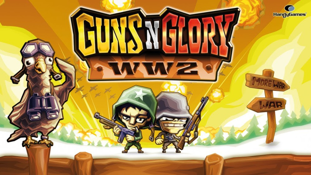 guns and glory ww2