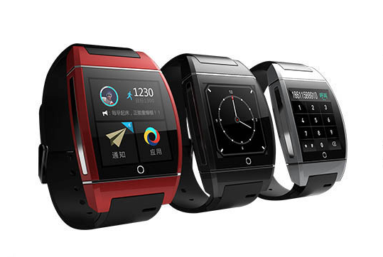 inWatch One : une montre intelligente chinoise avec Android 4.2