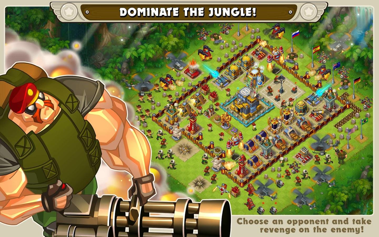Jungle Heat Envoyez Vos Mercenaires 224 La Conqu 234 Te De La Jungle Frandroid