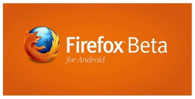 logo firefox beta for android