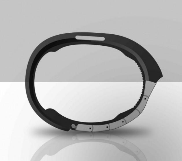 Un concept de la Galaxy Gear