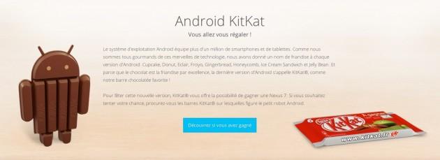 Android 4.4 KitKat Logo Icon