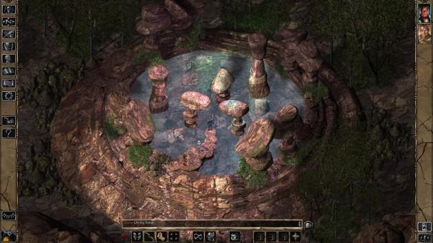 Android Baldur's Gate 2 - Enhanced Edition 01