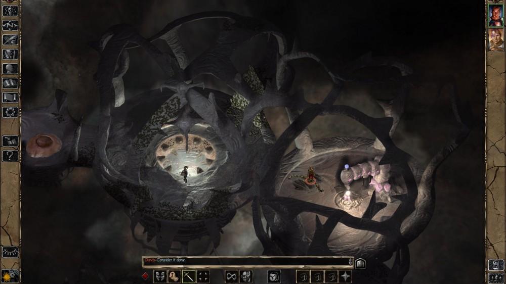 Android Baldur's Gate 2 - Enhanced Edition 02